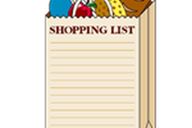 My Shopping List Helper