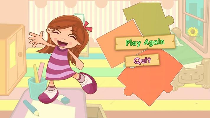 Play again and again.