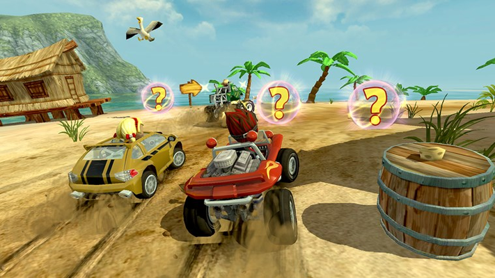 Beach Buggy Racing for Windows 8