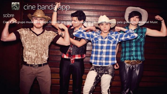 cine banda app
