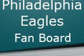 Philadelphia Eagles Fan Board