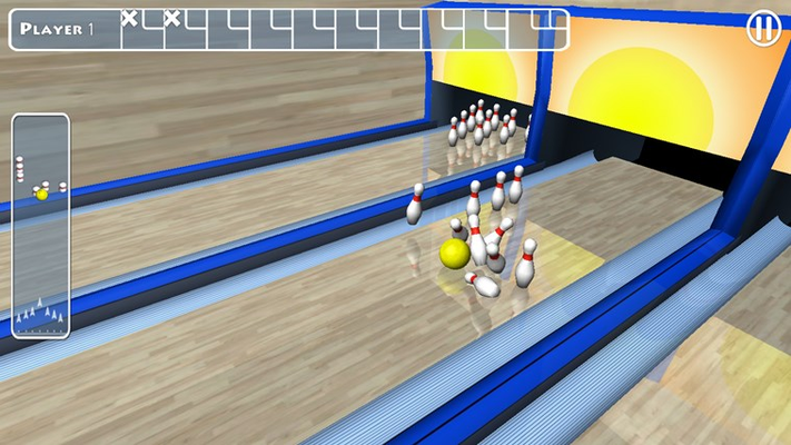 Trick Shot Bowling for Windows 8