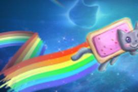 Jump Nyan Cat Jump!