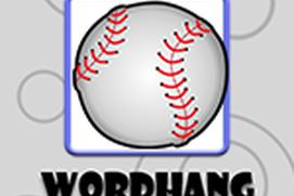 Baseball Wordhang