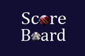 Live Score Board