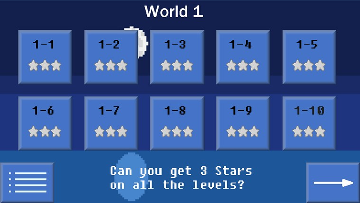 Can you get 3 Stars on all the levels?