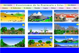 Ecosistemas en España