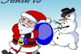 Santa vs Snowman - Free