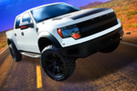 Rock Racing Challenge 3D GAME
