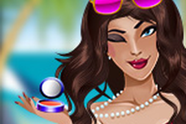 Beach Fantasy - A Fancy Dress up & Makeover Game for Girls