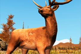 Sniper Deer hunting: Wild Animal hunter