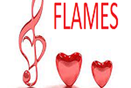 Flames-The love Test