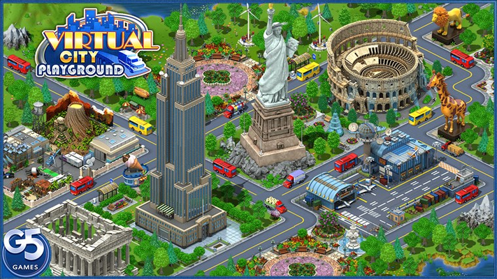 Virtual City Playground for Windows 8