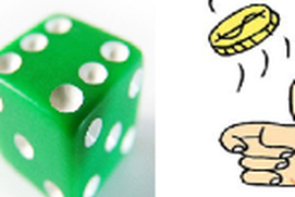 Coin Flip and Dice Roll