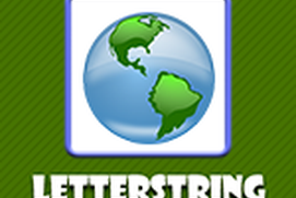 Countries Letterstring