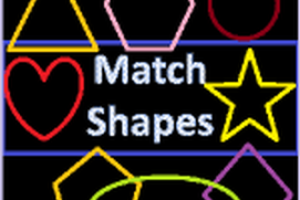 Match Shape Game (MSG)