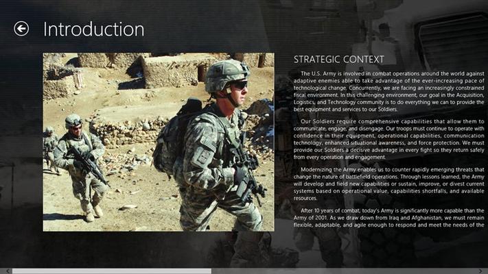 Introduction - Strategic Context