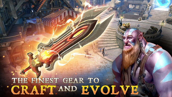 The finest gear to Craft and Evolve