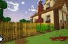 Farm house.