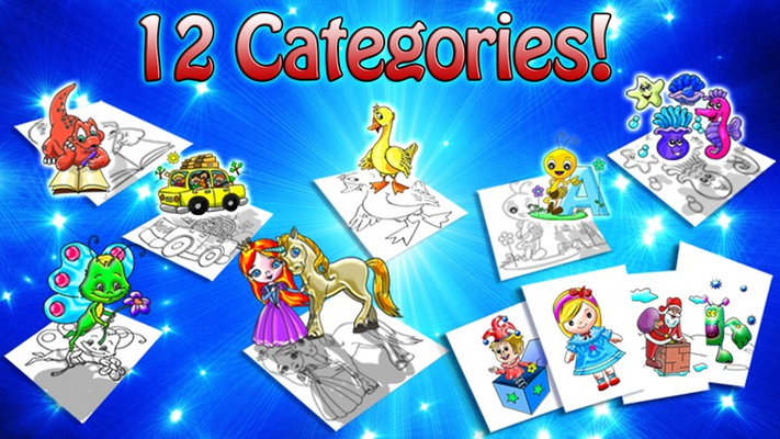 Animals, Dinosaurs, Princesses, Butterflies and Flowers, Cars, Sea , Letters , Christmas, Monsters, Dolls and Teddy Bears  & Toys