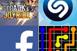 Top google app's and games