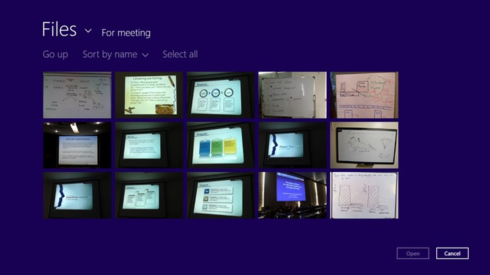 Add notes from existing snapshots.