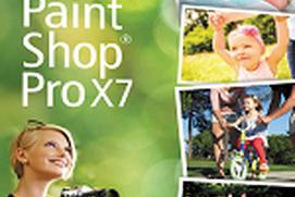 Corel's Paintshop Pro X7