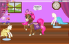 Dress Up Pony by yourself, or select random look Take picture for your album (you can load that look when you want it)