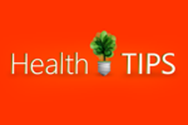Health Tips - A Reference