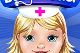 Baby Doctor - Toy Hospital Game