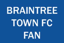 Braintree Town FC Fan