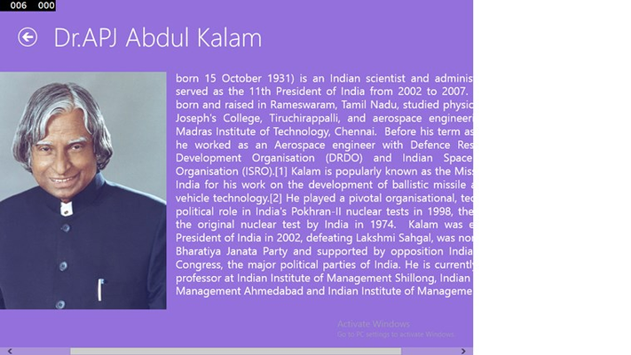 abdul kalam is an aerospace engineer