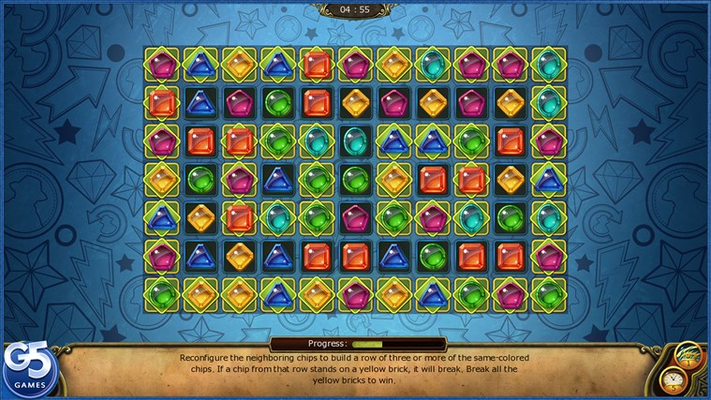 Solve 1700 quests in 25 amazing locations