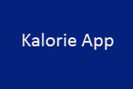 Calorie App