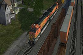 MICROSOFT TRAIN SIMULATOR ADAVANCED