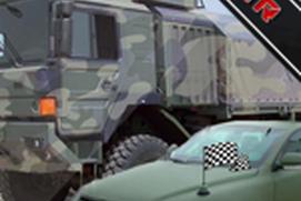 Military Traffic Racer
