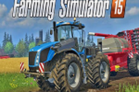 FS 2015(Farming Simulator 2015).