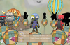 12 unlockable characters