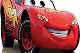 Lightning McQueen Drive