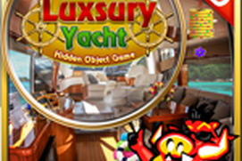 Luxury Yacht - Hidden Object Game