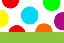 Simple Toddler Pop Dots