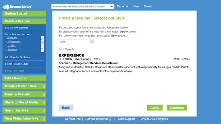 resume maker technical support resume dallas tx
