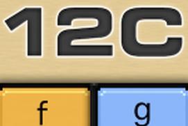 12C Financial Calculator for Windows