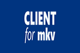 Client for MKV