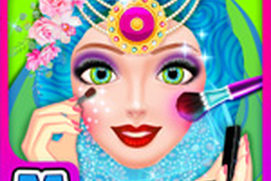 Deluxe Hijab Make up Salon - Headscarf Beauty Make over Game