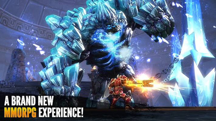 A BRAND NEW MMORPG EXPERIENCE!