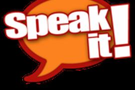 Speek It
