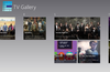 Easily browse all of your TV series