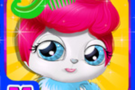 Super Baby Pet Hair Salon - Animal Care and Make Over Game for Cute Pets
