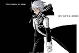 Anime Cloud: D.Gray-man